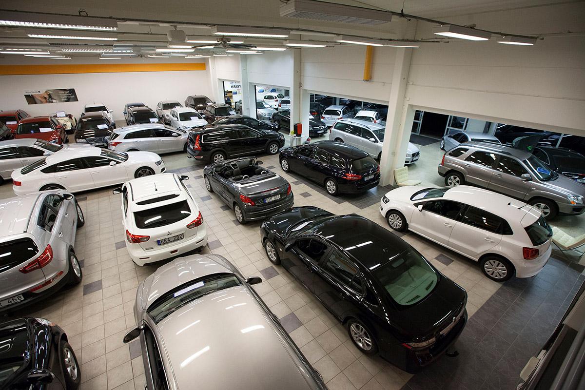 sälja bil bilhandlare